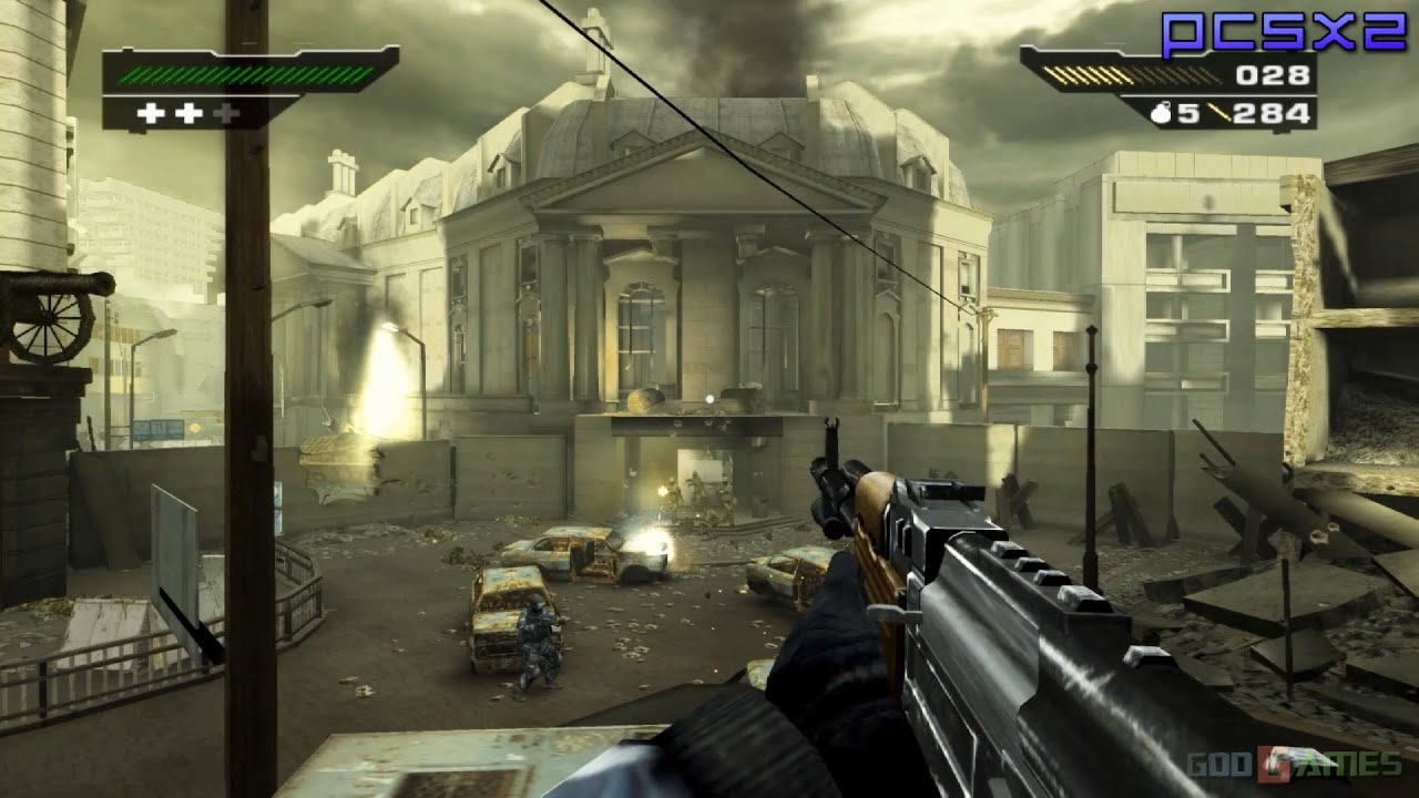 download game black for pcsx2