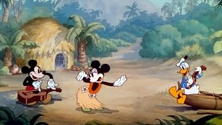 Hawaiian Holiday | A Mickey, Donald, Minnie and Goofy Cartoon | Have a Laugh!