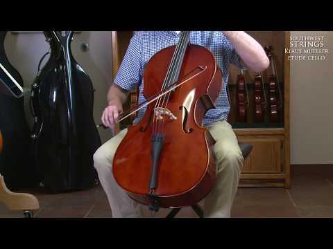 Southwest Strings - Klaus Mueller Etude Cello