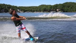 Wakeboarding Insanity - Lake of the Ozarks
