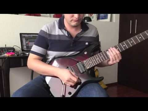 Lost Not Forgotten Solo Guitar Cover by RI