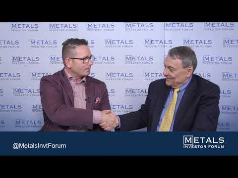 Jay Taylor talks to Gary Thompson, CEO of Brixton Metals Corporation at the Sep 6-7, 2019 Forum.