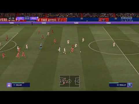 تجربه لعبه FIFA 12 وهدف عالمي لمحمد صلاح
