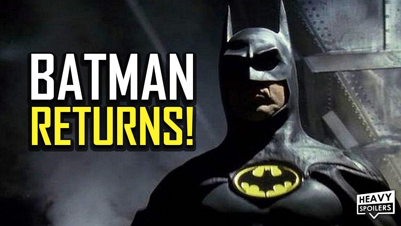 Michael Keaton in talks to return as Batman