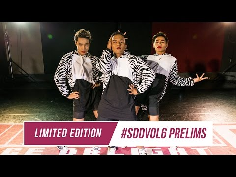 Limited Edition | Front Row | Singapore Dance Delight Vol. 6 Prelims 2016 | RPProductions