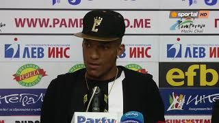 Каранга: Няма да напусна ЦСКА, докато не спечеля титла