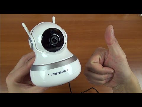 Wi Fi Камера 1080P с AliExpress
