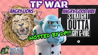 Angry LIONS vs Angry GOOD VIBE - Hosted By: DP!! - Boom Beach - ANGRY FAMILY TF TOURNAMENT! LIVE!