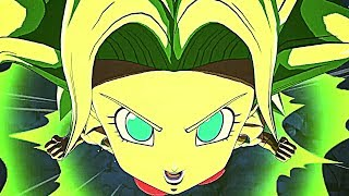 """DRAGON BALL FIGHTERZ  """"Kefla Gameplay"""" Trailer (2020) PS4 / Xbox One / PC"""