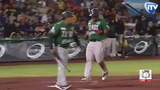 Highlights 18 ago 2017 TIJ vs. AGS Playoffs Zona Norte