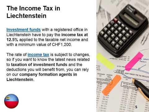 Taxation of Investment Funds in Liechtenstein