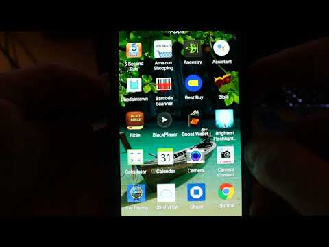 How To Put Apps Into Alphabetical Order Android Samsung Galaxy S4