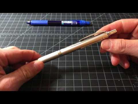 Pentel EnerGel Alloy Gel Pen Review - The $6 Executive Pen