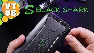 Xiaomi Black Shark 64GB Распаковка | Комплектация | Первое впечатление