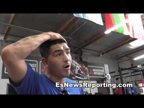 brandon rios: diego chaves is a dumb fuck - EsNews boxing