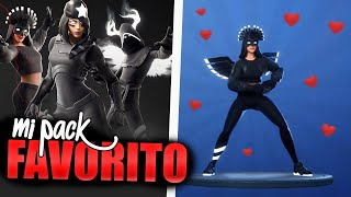 FORTNITE DARK SHIPPING PACK 'MY FAVOURITE'