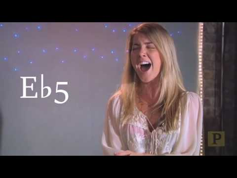 [HD] Morgan James Vocal Range (C♯3 - F♯6)