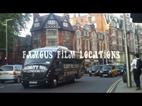 The Celebrity Tour of London (official trailer)