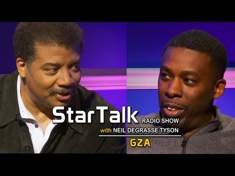 WU-TANG s GZA raps and rhymes on StarTalk with Neil deGrasse Tyson