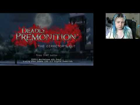 deadly premonitions the directors cut gameplay part 3  
