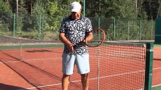 Хватки теннисной ракетки.(Краткий обзор хваток теннисной ракетки., 2015-08-25T10:28:59.000Z)
