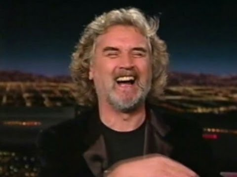 Billy Connolly Tells Just About the Funniest Story Ever