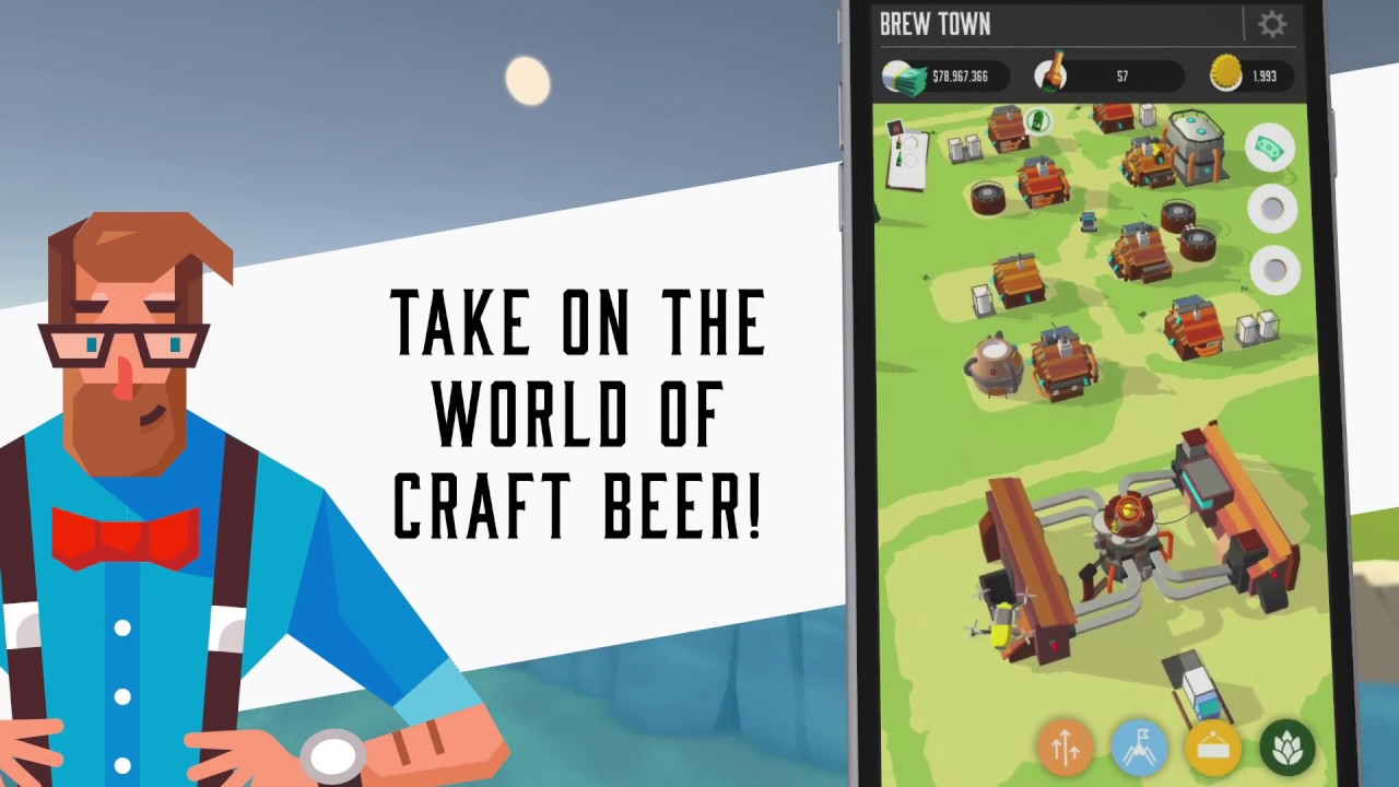 Brew Town – Craft Beer Simulator