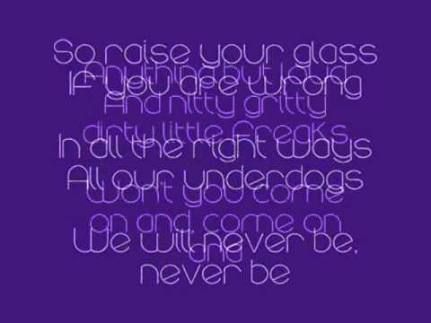 PinkRaise Your Glass Lyrics