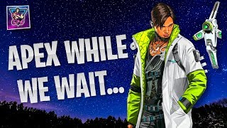 APEX LEGENDS whilst we wait for FORTNITE: CHAPTER 2 - BLACK HOLE TO OPEN!