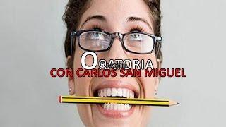 Técnica de Pronunciación - Carlos San Miguel (LIMA -PERU)