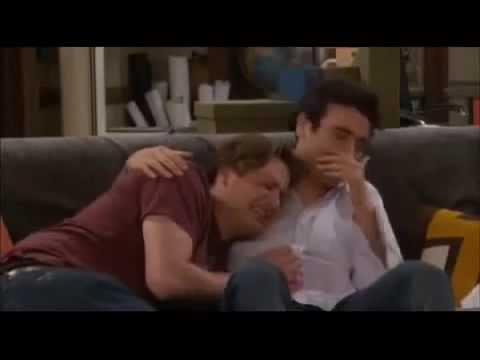 Смешные дубли 4 го сезона  Как я встретил вашу маму