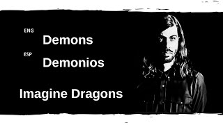 😈 Demons -  Imagine Dragons Lyrics 🐉 [ Español / Engl...