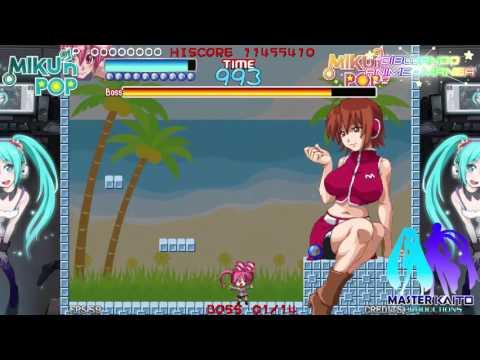【Juegos】Descargar Miku´n POP# para PC Por MEGA【Vocaloid】