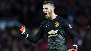 David de Gea - Manchester United  - Amazing  Saves - 2014/15 HD