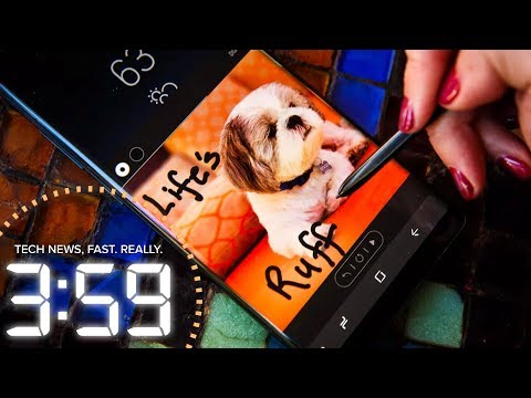 What we REALLY thought of the Galaxy Note 8  (The 3:59, EP. 279)
