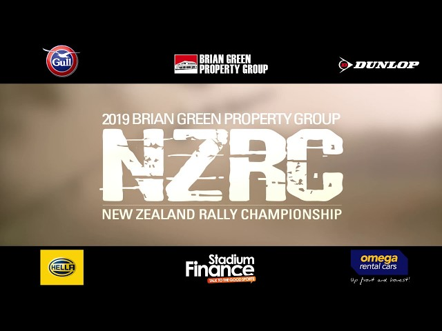 2019 Brian Green Property Group New Zealand Rally Championship | Season Preview