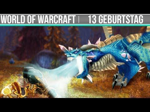13 Geburtstag von World of Warcraft - InGame Event thumbnail