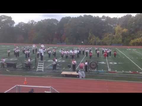 Barnstable High School Marching Band 2015 Nightmare