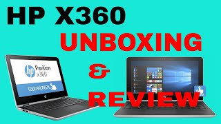 HP PAVILION 11 X360 NOTEBOOK UNBOXING amp REVIEW 2018