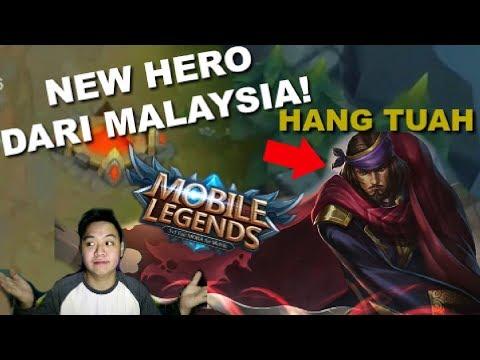 BOCORAN HERO TERBARU DARI MALAYSIA! HANG TUAH! Mobile Legends
