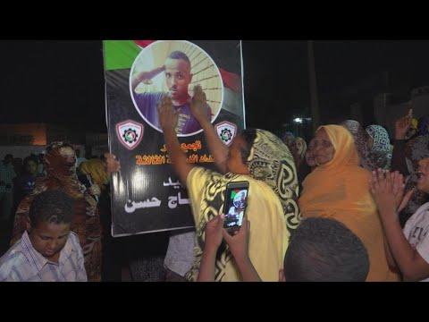 """Au Soudan, Les Victimes De La Répression érigées En """"martyrs De La Révolution"""""""