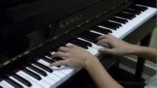 Wanting Qu 曲婉婷 - Drenched piano cover by Quan
