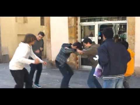 Borat Disco-Dance Tarraco Edition