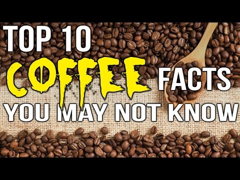 Top 10 Coffee Facts You May Not Know!