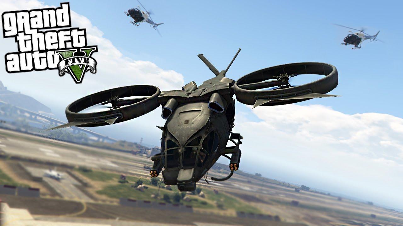 Gta 5 Helikopter