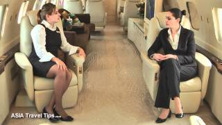 Embraer Lineage 1000 Interior and Exterior Tour - HD