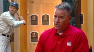 Tom Glavine Interview Teaser - 2014 Baseball Hall of Fame Inductees