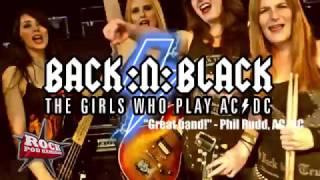 ROCK POD KAMEŇOM 2017 - BACK:N:BLACK