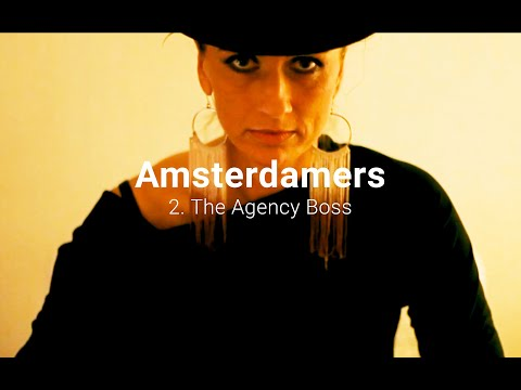 Amsterdamers - The Creative Agency Boss