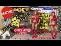 WWE Figure Insider:Eva Marie Mattel Target Exclusive NXT Takeover Basic Series 2